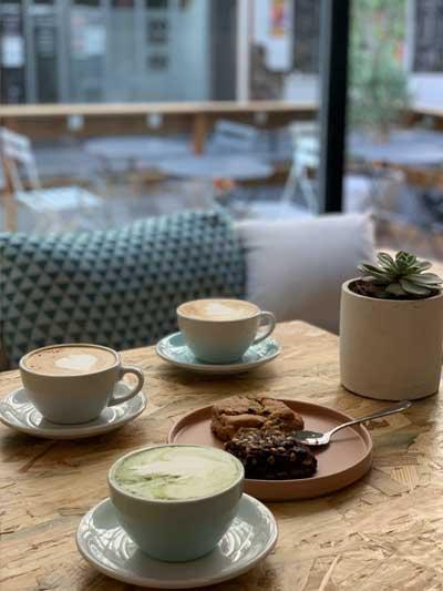 Café wellness house
